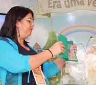 CURSO CONTANDO HISTÓRIAS COLORINDO VIDAS - TÉCNICAS PARA CONTAR HISTÓRIAS I -TURMA 5