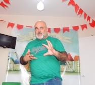 CURSO CONTANDO HISTÓRIAS COLORINDO VIDAS - TÉCNICAS PARA CONTAR HISTÓRIAS III -TURMA 4