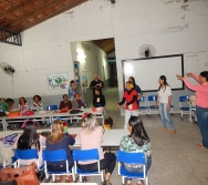 CURSO CONTANDO HISTÓRIAS COLORINDO VIDAS - LINHARES - TURMA 8