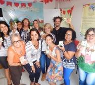 CURSO CONTANDO HISTÓRIAS COLORINDO VIDAS - ASPECTOS TERAPÊUTICOS DA CONT. DE HISTÓRIA -TURMA 5