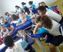 PROJETO CUIDA DE MIM - ENFRENTAMENTO AO BULLYING - 3º MÓDULO - UMEF DARCY RIBEIRO - VILA VELHA - ES