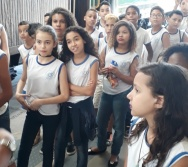 NTV - NA TRILHA DOS VALORES - GENERAL TIBÚRCIO - AULA DE CAMPO