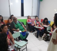 ENCERRAMENTO DO CURSO CONTANDO HISTÓRIAS COLORINDO VIDAS - MODULO 1 - TURMA 15