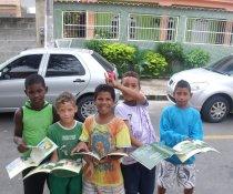 CUIDA DE MIM - ENFRENTAMENTO AO BULLYING ESCOLAR - EMEF CIDADE POMAR