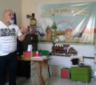 CURSO CONTANDO HISTÓRIAS COLORINDO VIDAS - TÉCNICAS PARA CONTAR HISTÓRIAS I E II