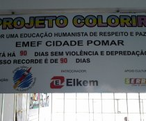 FECHAMENTO DO PROJETO CUIDA DE MIM - EMEF CIDADE POMAR