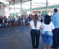 FECHAMENTO DO PROJETO CUIDA DE MIM - UMEF DARCY RIBEIRO - VILA VELHA