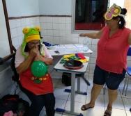 FORMAÇÃO DE PROFESSORES DA ESCOLA NAYLDES BRANDÃO - PMVV