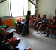 Curso Contando Histórias Colorindo Vidas - O resgate da ludicidade.
