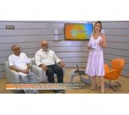 OSCIP COLORIR É ENTREVISTADA NO FALA MANHÃ - TV VITÓRIA - TEMA: BULLYING