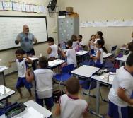 DIA DE SENSIBILIZAÇÃO DO MATUTINO DA ESCOLA ADILSON DA SILVA CASTRO - VITÓRIA (BULLYING)