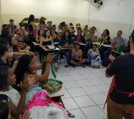 OFICINA DE CONTAÇÃO DE HISTÓRIA - NA SEMANA DO PEDAGOGO - FABRA