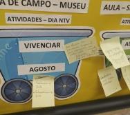 NTV - ENCONTRO PEDAGÓGICO COM PROFESSORES DA ESCOLA ANTONIO VIEIRA DE RESENDE