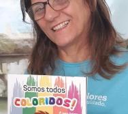 LANÇAMENTO DO LIVRO: SOMOS TODOS COLORIDOS - ESTRANHAMENTO AO BULLYING ENTRE ADOLESCENTES.
