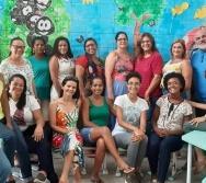 CMEI Carlos Roberto em Vila Nova de Colares ADOTA O LIVRO A Turma do Colorir - Projeto FELIS