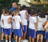 RITA SANTOS E EUGÊNIO FERNANDES LANÇAM O LIVRO SOMOS TODOS COLORIDOS