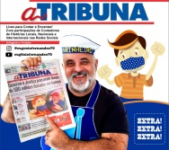 Jornal A Tribuna 19/04/2020