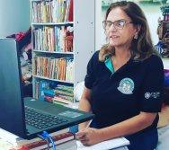 NTV - FORMAÇÃO COM PROFESSORES DA ESCOLA ARTHUR DA COSTA E SILVA - APARECIDA/CARIACICA.