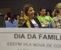 ESCOLA DE PAIS - EEEFM VILA NOVA DE COLARES - SERRA - ES (AÇÃO VOLUNTÁRIA)