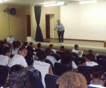 PROJETO CUIDA DE MIM - ENFRENTAMENTO AO BULLYING ESCOLAR - EMEF Izaura Marques Da Silva - ANDORINHAS - VITÓRIA - ES