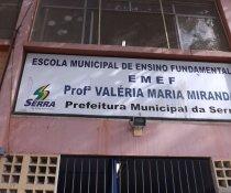 PC3ES = SUSTENTÁVEL - EMEF VALÉRIA MARIA MIRANDA - VILA NOVA DE COLARES - SERRA - ES (PARCEIROS: ASPE E COLORIR)