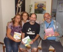 PC3ES = SUSTENTABILIDADE - Reunião com Ilvan Filho (autor e ilustrador)
