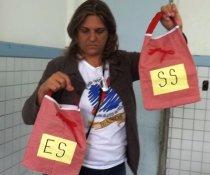 PC3ES = SUSTENTÁVEL - EMEF CIDADE POMAR - SERRA - ES (PARCEIROS: ASPE E COLORIR)