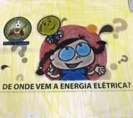 PC3ES = SUSTENTABILIDADE - DE ONDE VEM A ENERGIA - ALUNOS - EMEF ANTONIO VIEIRA - SERRA