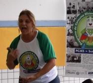 PC3ES - SUSTENTABILIDADE - SENSIBILIZAÇÃO DE ALUNOS DA EMEF CIDADE POMAR - SERRA