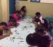 PC3ES - SUSTENTABILIDADE - SENSIBILIZAÇÃO DE ALUNOS DA EMEF ANTÔNIO VIEIRA - SERRA