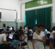 PC3ES - DE ONDE VEM A ENERGIA? - SENSIBILIZAÇÃO DE ALUNOS - EMEF ERNESTO NASCIMENTO