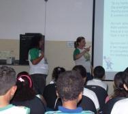 PC3ES - DE ONDE VEM A ENERGIA? - SENSIBILIZAÇÃO DE ALUNOS - EMEF VALÉRIA M. MIRANDA
