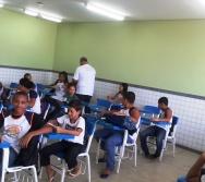 FECHAMENTO DO PROJETO COLORIR SUSTENTÁVEL- EEEFM TEOTÔNIO VILELA - CARIACICA - ES