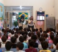 4ª ETAPA DO PROJETO COLORIR CHEGA AO CMEI INTEGRAÇÃO - LIMPAR