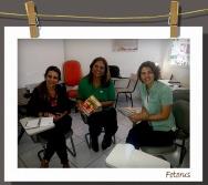 Reunião com a Sra. Tatiana das relações com as comunidades indígena e quilombola do ES (VALE)