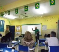CAPRI DE PROFESSORES - NA TRILHA DOS VALORES - ADESÃO EMEF ANTÔNIO VIEIRA DE REZENDE - CENTRAL