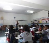 ATIVIDADE CONTANDO HISTÓRIAS COLORINDO VIDAS - ALUNOS DA ESCOLA LUDOVICO PAVONI - VITÓRIA