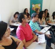 CURSO CONTANDO HISTÓRIAS COLORINDO VIDAS - 5º ENCONTRO : COMUNICAÇÃO E A CONTAÇÃO DE HISTÓRIAS
