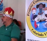 CURSO CONTANDO HISTÓRIAS COLORINDO VIDAS - 2º ENCONTRO : TÉCNICAS DE CONTAR HISTÓRIAS