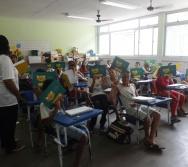 NA TRILHA DOS VALORES - 2ª ETAPA - ALCANÇAR