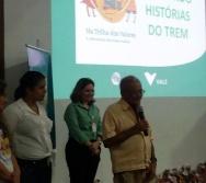 FECHAMENTO DO NTV NO PARQUE BOTÂNICO DA VALE