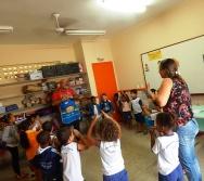 SENSIBILIZAÇÃO CMEI MARIA AMÉLIA - P. CARAPEBUS