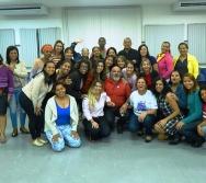 Oficina de Cont. de História com o 5º período de Pedagogia - Rede UNOPAR