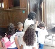 NA TRILHA DOS VALORES - 1º ANOS - EMEF ANTONIO VIEIRA DE REZENDE
