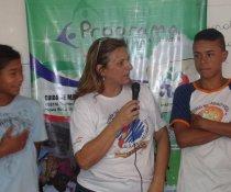 CUIDA DE MIM-ENFRENTAMENTO AO BULLYING ESCOLAR - EEEFM TEOTÔNIO B. VILELA