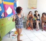 TURMA 4 - MÓDULO II - TÉCNICAS E RECURSOS PARA CONTAÇÃO DE HISTÓRIAS..