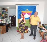 CONTANDO HISTÓRIAS COLORINDO VIDAS - TURMA 2 VESPERTINO