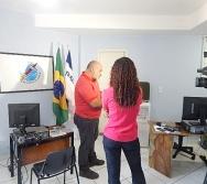 REPORTAGEM MEDIAÇÃO DE CONFLITOS COM EUGENIO FERNANDES