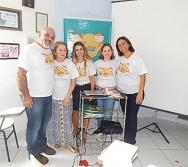 ASSINATURA DE CONVÊNIO PROJETO NTV - ESCOLAS X VALE X COLORIR - MATUTINO