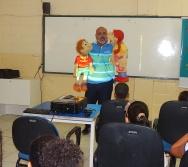 AULA NTV - IMPLANTAÇÃO - EMEF LACY ZULEICA NUNES